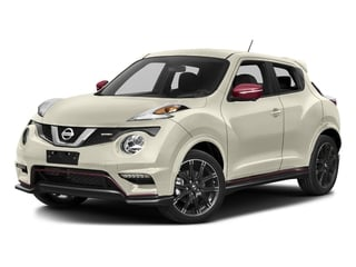 White Pearl 2016 Nissan JUKE Pictures JUKE Utility 4D NISMO RS 2WD I4 Turbo photos front view