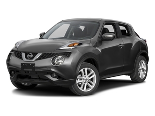 Super Black 2016 Nissan JUKE Pictures JUKE Utlity 4D SL AWD I4 Turbo photos front view