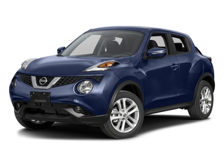Cosmic Blue 2016 Nissan JUKE Pictures JUKE Utlity 4D SL AWD I4 Turbo photos front view