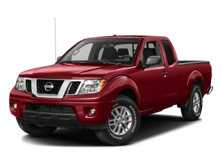 Lava Red 2016 Nissan Frontier Pictures Frontier King Cab SV 2WD photos front view