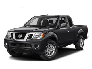 Magnetic Black 2016 Nissan Frontier Pictures Frontier King Cab SV 2WD photos front view