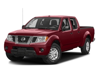 Cayenne Red 2016 Nissan Frontier Pictures Frontier Crew Cab SV 4WD photos front view