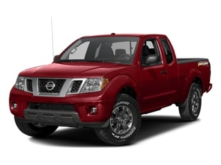 Lava Red 2016 Nissan Frontier Pictures Frontier King Cab Desert Runner 2WD photos front view