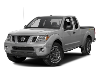 Brilliant Silver 2016 Nissan Frontier Pictures Frontier King Cab Desert Runner 2WD photos front view