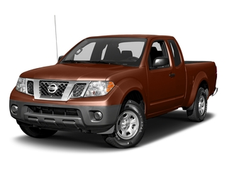 Forged Copper 2016 Nissan Frontier Pictures Frontier King Cab S 2WD photos front view
