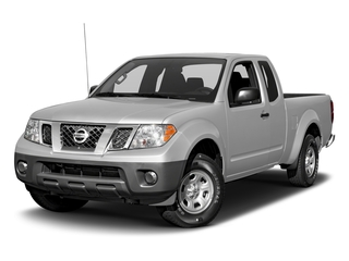 Brilliant Silver 2016 Nissan Frontier Pictures Frontier King Cab S 2WD photos front view