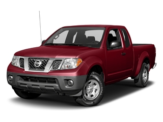 Cayenne Red 2016 Nissan Frontier Pictures Frontier King Cab S 2WD photos front view