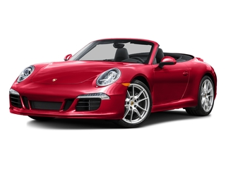 Guards Red 2016 Porsche 911 Pictures 911 Cabriolet 2D GTS H6 photos front view