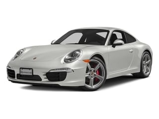 White 2016 Porsche 911 Pictures 911 Coupe 2D S H6 photos front view