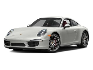 White 2016 Porsche 911 Pictures 911 Coupe 2D 4 GTS AWD H6 photos front view