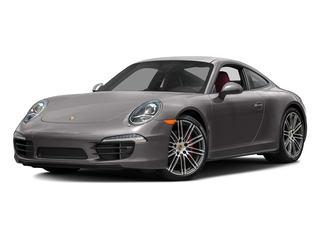 Agate Gray Metallic 2016 Porsche 911 Pictures 911 Coupe 2D 4 GTS AWD H6 photos front view