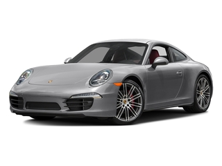 GT Silver Metallic 2016 Porsche 911 Pictures 911 Coupe 2D 4 GTS AWD H6 photos front view
