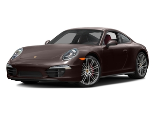 Mahogany Metallic 2016 Porsche 911 Pictures 911 Coupe 2D 4 GTS AWD H6 photos front view