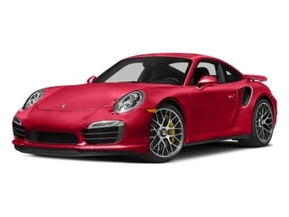 Guards Red 2016 Porsche 911 Pictures 911 Coupe 2D Turbo AWD H6 photos front view