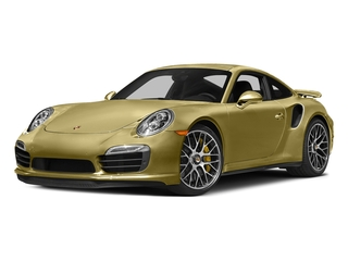 Lime Gold Metallic 2016 Porsche 911 Pictures 911 Coupe 2D Turbo AWD H6 photos front view