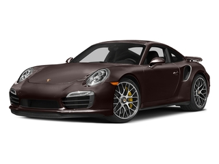 Mahogany Metallic 2016 Porsche 911 Pictures 911 Coupe 2D Turbo AWD H6 photos front view