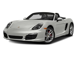 White 2016 Porsche Boxster Pictures Boxster Roadster 2D GTS H6 photos front view