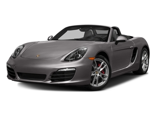 Agate Gray Metallic 2016 Porsche Boxster Pictures Boxster Roadster 2D GTS H6 photos front view