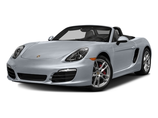 Rhodium Silver Metallic 2016 Porsche Boxster Pictures Boxster Roadster 2D GTS H6 photos front view