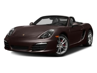 Mahogany Metallic 2016 Porsche Boxster Pictures Boxster Roadster 2D S H6 photos front view