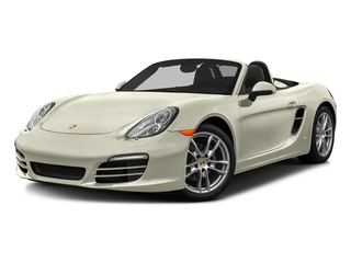 Carrera White Metallic 2016 Porsche Boxster Pictures Boxster Roadster 2D H6 photos front view