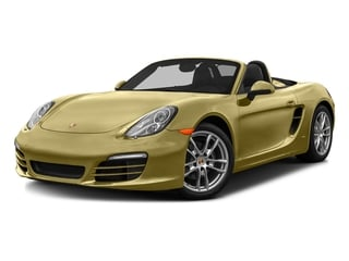 Lime Gold Metallic 2016 Porsche Boxster Pictures Boxster Roadster 2D H6 photos front view