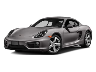 Agate Gray Metallic 2016 Porsche Cayman Pictures Cayman Coupe 2D H6 photos front view