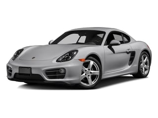 GT Silver Metallic 2016 Porsche Cayman Pictures Cayman Coupe 2D H6 photos front view