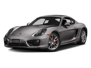 Agate Gray Metallic 2016 Porsche Cayman Pictures Cayman Coupe 2D GTS H6 photos front view