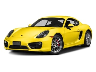 Racing Yellow 2016 Porsche Cayman Pictures Cayman Coupe 2D GTS H6 photos front view