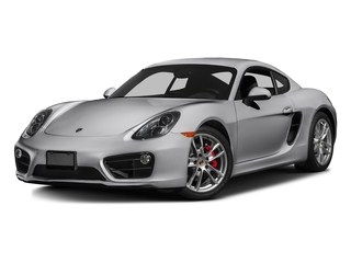 GT Silver Metallic 2016 Porsche Cayman Pictures Cayman Coupe 2D GTS H6 photos front view