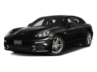 Custom Color Uni 2016 Porsche Panamera Pictures Panamera Hatchback 4D 4 AWD H6 photos front view