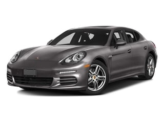Agate Gray Metallic 2016 Porsche Panamera Pictures Panamera Hatchback 4D 4 AWD H6 photos front view