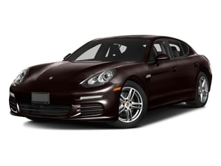 Mahogany Metallic 2016 Porsche Panamera Pictures Panamera Hatchback 4D 4S Exec AWD V6 Turbo photos front view
