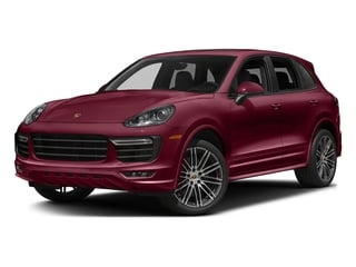 Carmine Red 2016 Porsche Cayenne Pictures Cayenne Utility 4D GTS AWD V6 Turbo photos front view