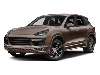 Umber Metallic 2016 Porsche Cayenne Pictures Cayenne Utility 4D GTS AWD V6 Turbo photos front view