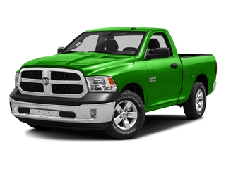 Hills Green 2016 Ram Truck 1500 Pictures 1500 Regular Cab SLT 2WD photos front view