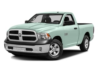 Robin Egg Blue 2016 Ram Truck 1500 Pictures 1500 Regular Cab SLT 2WD photos front view