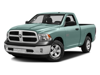 Light Green 2016 Ram Truck 1500 Pictures 1500 Regular Cab SLT 4WD photos front view