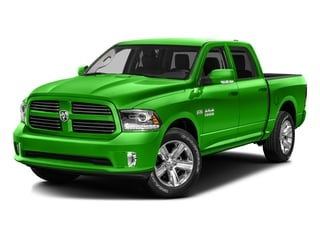 Hills Green 2016 Ram Truck 1500 Pictures 1500 Crew Cab Outdoorsman 4WD photos front view