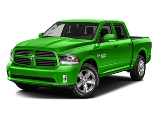 Hills Green 2016 Ram Truck 1500 Pictures 1500 Crew Cab Express 2WD photos front view