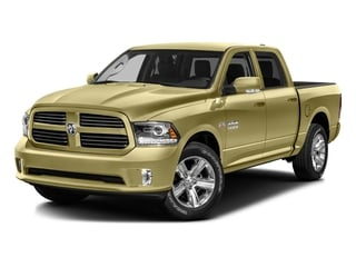 Light Cream 2016 Ram Truck 1500 Pictures 1500 Crew Cab Express 2WD photos front view