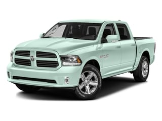 Robin Egg Blue 2016 Ram Truck 1500 Pictures 1500 Crew Cab Outdoorsman 4WD photos front view