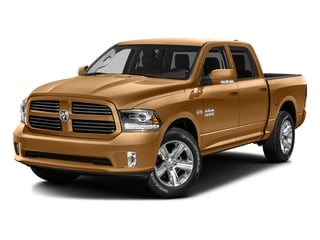 Power Tan 2016 Ram Truck 1500 Pictures 1500 Crew Cab Express 2WD photos front view