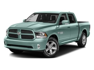 Light Green 2016 Ram Truck 1500 Pictures 1500 Crew Cab Express 2WD photos front view