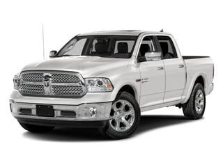 Bright Silver Metallic Clearcoat 2016 Ram Truck 1500 Pictures 1500 Crew Cab Laramie 2WD photos front view