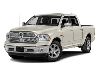 Pearl White 2016 Ram Truck 1500 Pictures 1500 Crew Cab Laramie 4WD photos front view