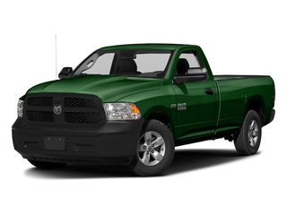 Tree Green 2016 Ram Truck 1500 Pictures 1500 Regular Cab Express 2WD photos front view