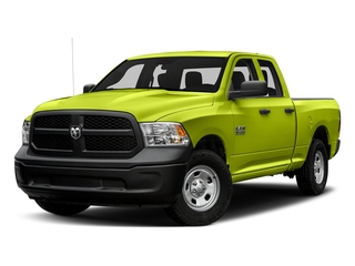 National Safety Yellow 2016 Ram Truck 1500 Pictures 1500 Quad Cab Tradesman 2WD photos front view