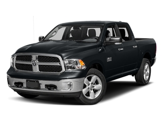 Maximum Steel Metallic Clearcoat 2016 Ram Truck 1500 Pictures 1500 Crew Cab SLT 2WD photos front view